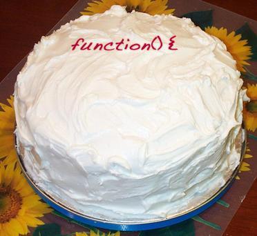 code cake