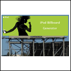 iPod Billboards