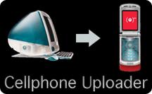 Cell Phone Uploader