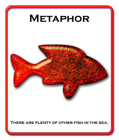 A Metaphor Is A Figure Of Speech In Which A Word Or Phrase