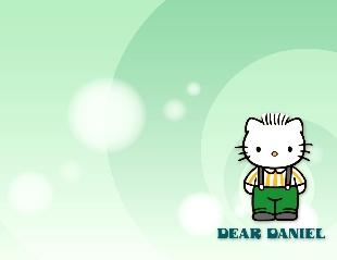 Dear Daniel